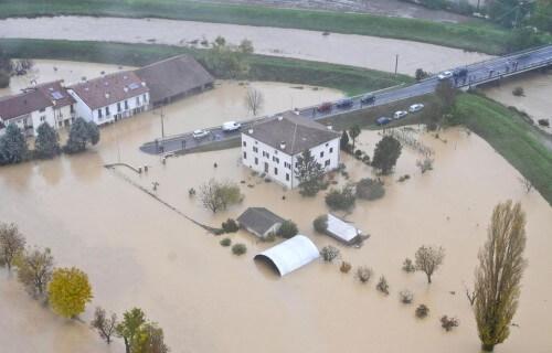 Alluvioni: arriva un nuovo modello per tentare di prevederle