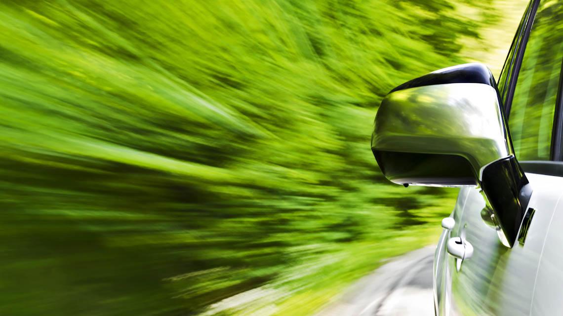 Creata la prima auto ad energia eolica