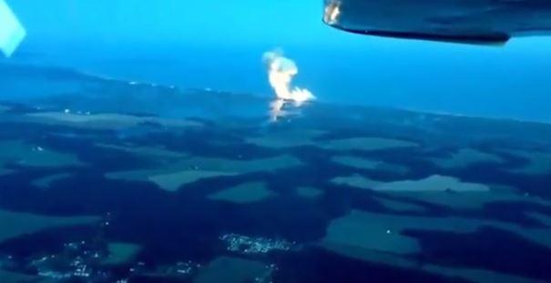 Esplosione razzo Antares diretto verso la ISS: il video