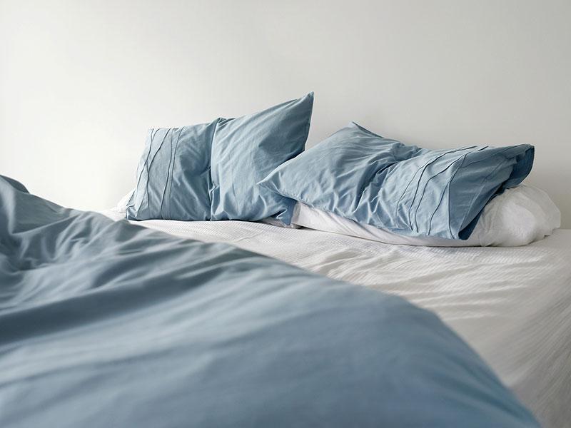 Non rifare il letto migliora la salute