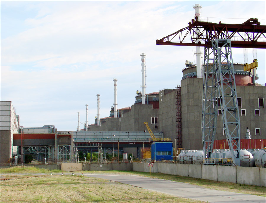 Possibile incidente in una centrale nucleare dell'Ucraina