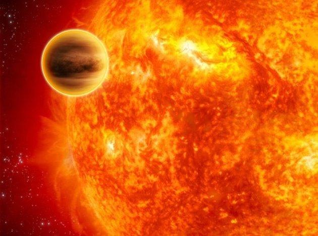 Scoperto un pianeta gemello alla Terra, solo che è 'un inferno che brucia'