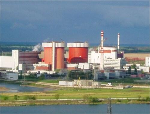 Incidente nucleare alla centrale di Yuzhnoukrainsk, nessuna conseguenza