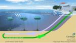 Aperta la prima centrale elettrica che sfrutta le onde: energia rinnovabile che promette grandi cose