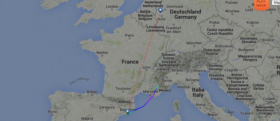 Disastro aereo Germanwings: nessun sopravvissuto
