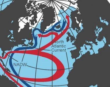 Corrente del Golfo: trovate le prove del rallentamento