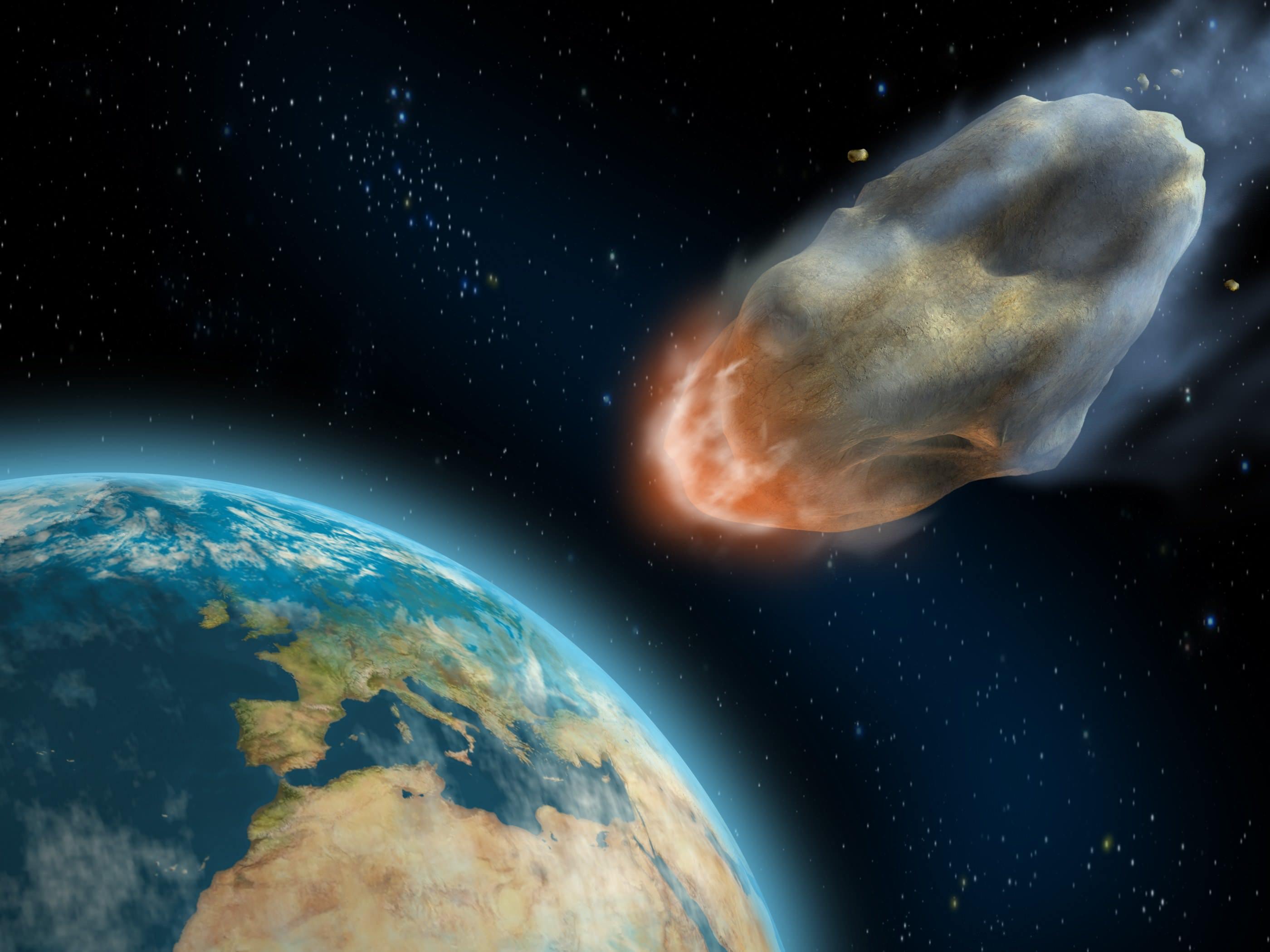 Asteroide 2012 TC4: nel 2017 collisione con la Terra?