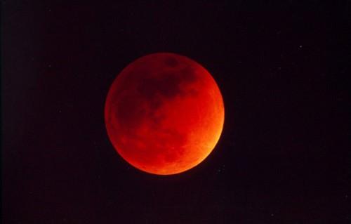 E' il giorno dell'eclissi di Luna: sarà un Sabato 4 Aprile di grande fascino