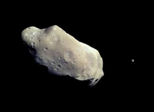 Asteroide 1999 FN53 transiterà questa sera a 10 milioni di chilometri dalla Terra