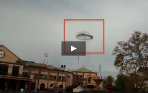 Misterioso cerchio di fumo avvistato in Argentina, il video