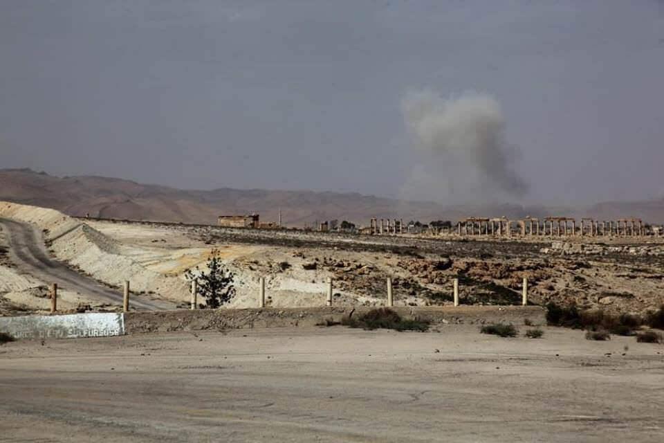 L'ISIS ha preso Palmira, patrimonio dell'umanità in Siria