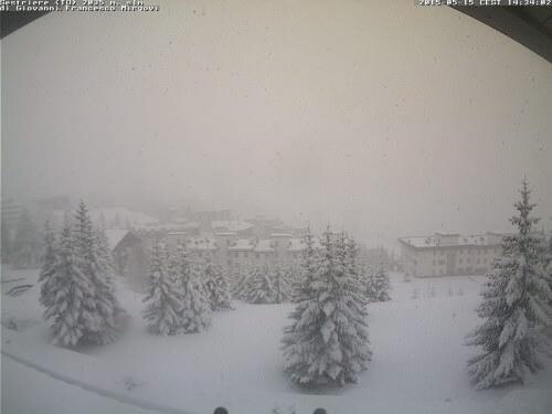 Neve Alpi: crolla la quota neve, fiocchi fino a 1200 metri su Piemonte e Lombardia