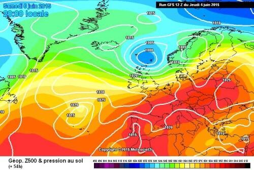 Tendenza meteo: imminente arrivo dell'apice del caldo, dopo tornano i temporali pomeridiani