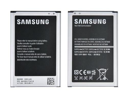 Samsung, raddoppia la durata delle batterie