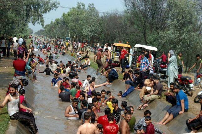 Caldo record in Pakistan, bilancio di 800 vittime
