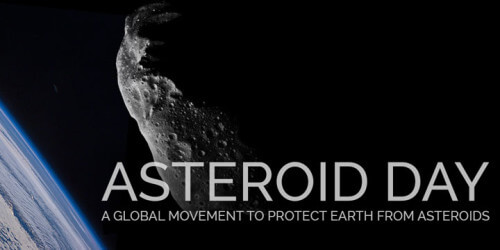 Asteroid Day questa sera, iniziative e manifestazioni oltre alla congiunzione Venere-Giove