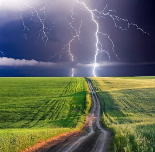 Forti temporali in arrivo sull'Italia: possibili nubifragi e grandine, le zone a rischio