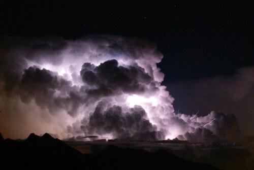 Tendenza meteo: gran caldo lontano dall'Italia, attesi nuovi temporali pomeridiani