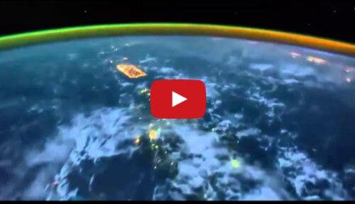 La Terra dalla Stazione Spaziale Internazionale, il video più bello di sempre