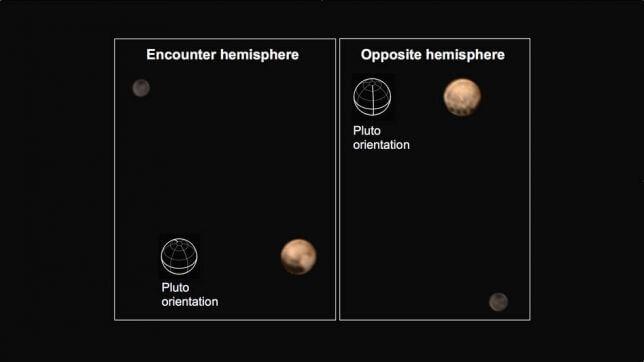 New Horizons svela i lati nascosti di Plutone