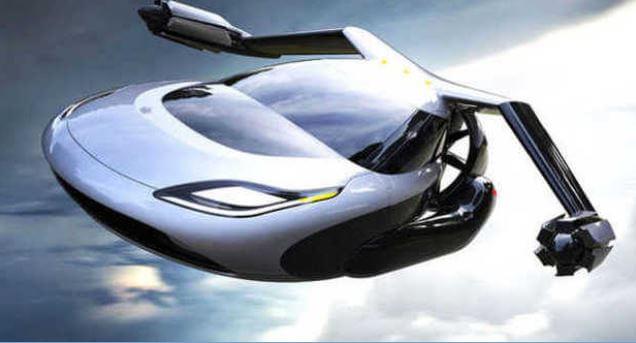 Nasce l'auto che vola, ecco Terrafugia TF-X