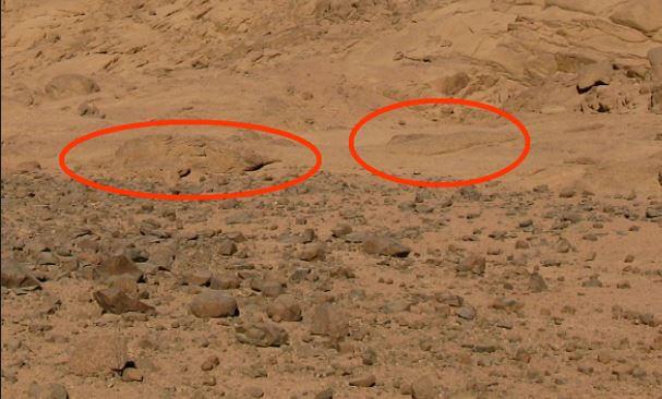 Curiosity individua una zona di Marte inspiegabile per la scienza