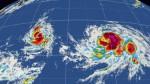 Tifoni Goni ed Atsani puntano Filippine e Giappone, entrambi sono di quarta categoria