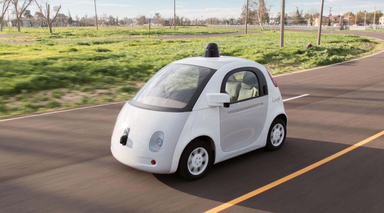 Google car impazzisce alla vista di un hipster con la barba lunga