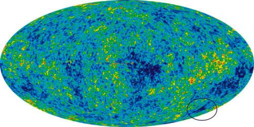 """I segreti della """"Grande Macchia Fredda"""" nell'universo svelati da alcuni astronomi"""