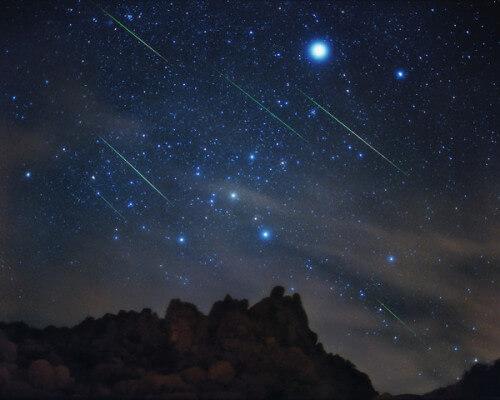 Stelle cadenti: questa sera atteso l'apice delle Perseidi