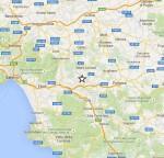 Terremoto Campania, scossa di magnitudo 3.1 della scala Richter