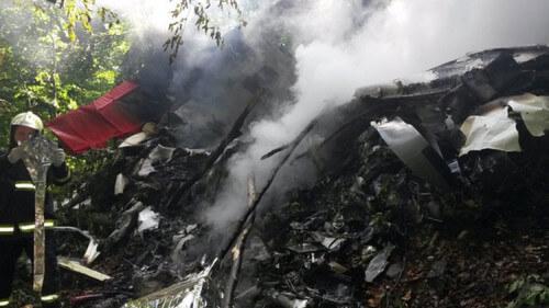 Incidente aereo in Slovacchia, 7 morti: era un addestramento militare