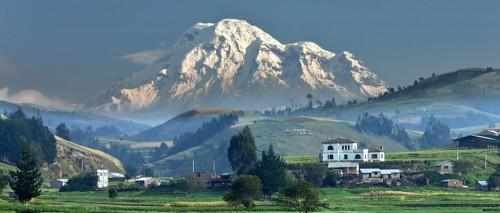 Luogo più lontano dal centro della Terra: non è l'Everest ma il Chimborazo