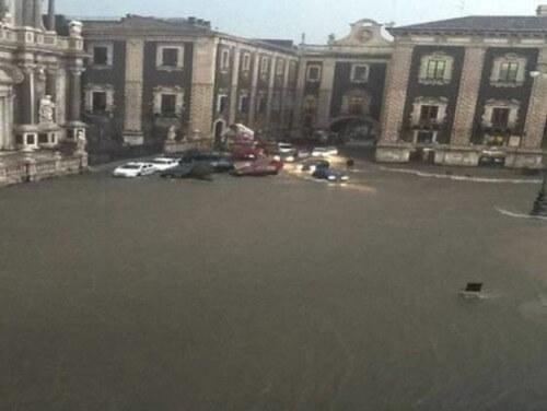 Maltempo, Catania e Sicilia a rischio temporali stazionari?