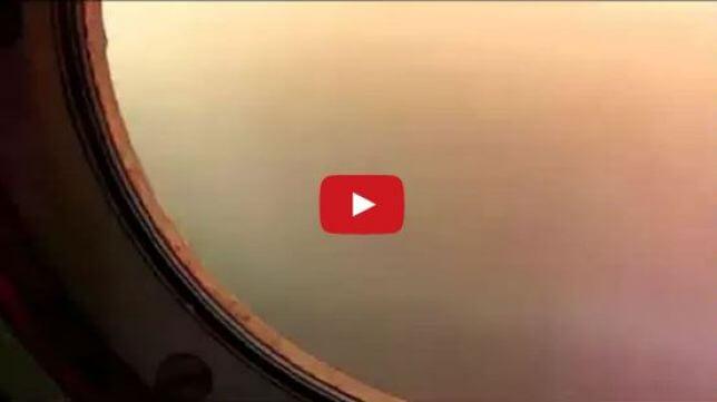 Il ritorno degli astronauti sulla Terra: ecco ciò che vedono