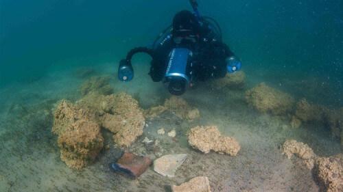 Un'antica città sommersa potrebbe nascondere le spoglie di San Matteo