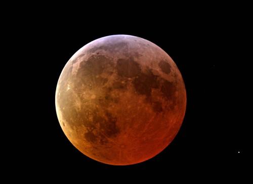 Eclissi di Luna 2015: diretta streaming superluna rossa oggi, info dove vederla