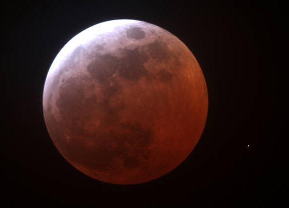 Eclissi Luna Roma, 28 settembre 2015, diretta streaming live