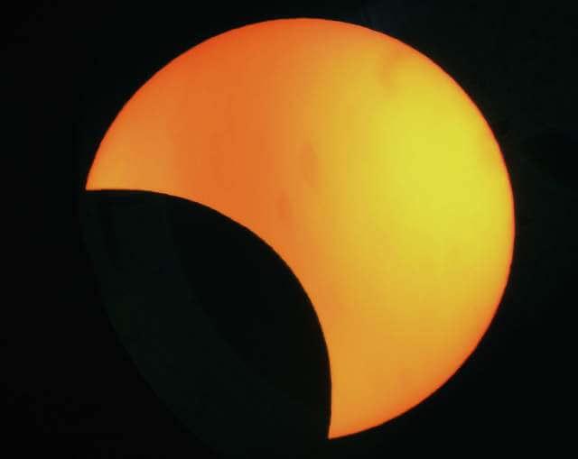 Eclissi di Sole parziale del 13 Settembre, si vedrà tra Africa e Antartide