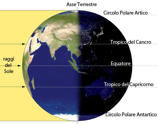 Equinozio d'Autunno domani 23 Settembre 2015