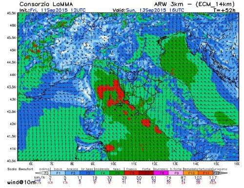 Temporali Liguria e Genova: rischio fenomeni stazionari?