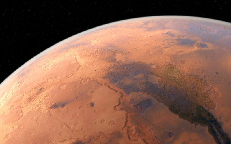 Marte: i fiumi del pianeta sono recenti