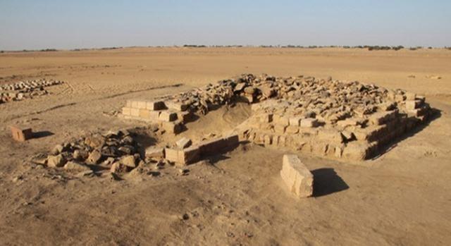 Sedici piramidi scoperte in Sudan