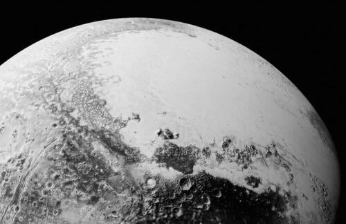 La superficie di Plutone è molto più complessa di quanto si potesse immaginare