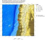 Terremoto Cile: violenta scossa di magnitudo 8.2 Richter nel Centro del paese, allarme tsunami