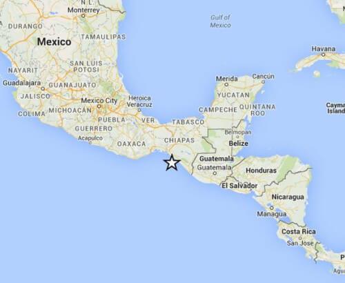 Serie di scosse di terremoto sopra il sesto grado Richter: Messico e Nuova Zelanda