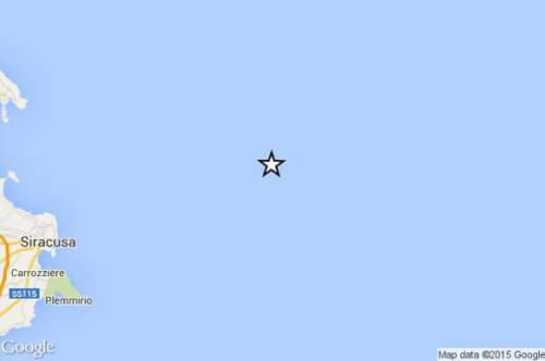 Terremoto 21 Settembre al Sud Italia: intensa scossa avvertita in Sicilia nella notte