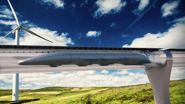 In arrivo il treno capace di raggiungere 1.200 chilometri all'ora