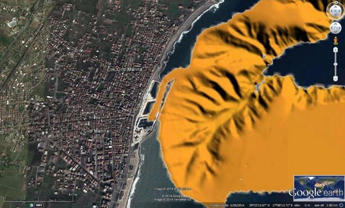 Canyon sommersi nel Mediterraneo, quali rischi per le coste italiane?