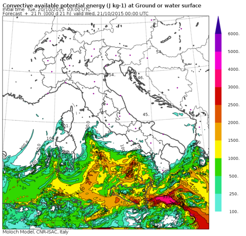 Maltempo Sicilia: nuove abbondanti piogge tra mercoledì e venerdì